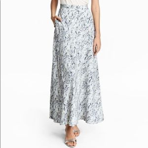 H&M Premium Quality Silk Skirt